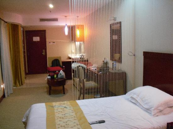 Starway Hotel Silver Zhuhai: Room