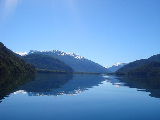 Hosteria Futalaufquen: lago kruger