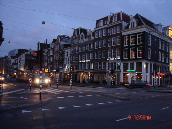 Ibis Styles Amsterdam Central Station: Long shot