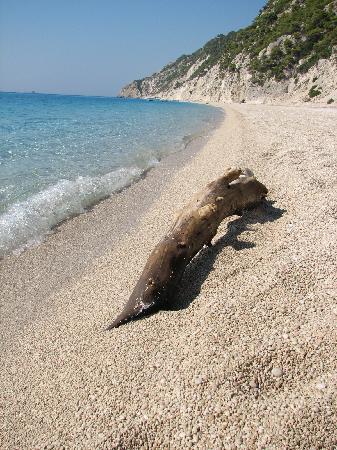Strand von Egremni: Eggremni