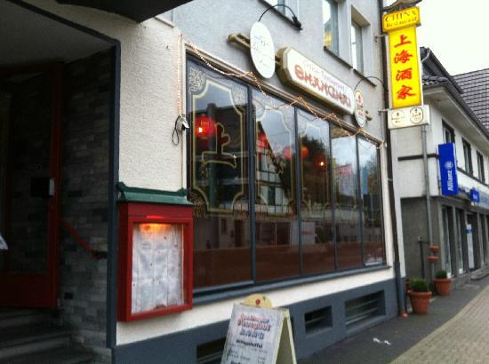 China Restaurant Shanghai: Ansicht von Außen