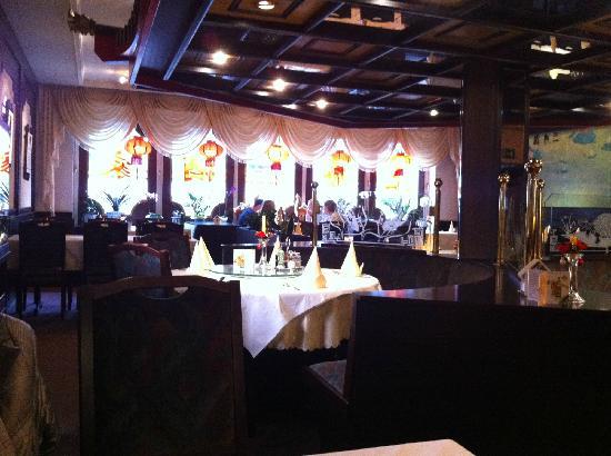China Restaurant Shanghai: Innen