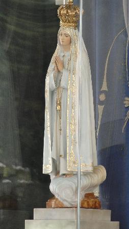 Basilica of Nossa Senhora do Rosario de Fatima: Nossa Senhora de Fátima - Imagem.