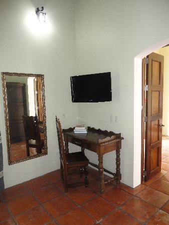 Hotel Boutique Hacienda del Gobernador : Romm view