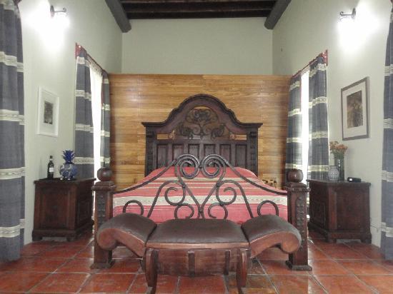 Hotel Boutique Hacienda del Gobernador : Room view