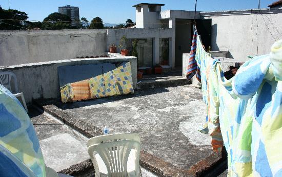 Quetzalroo: Rooftop terrace