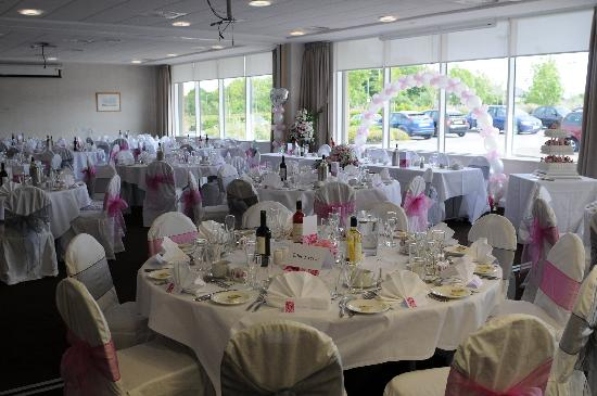 Future Inn Plymouth: Our Wedding Breakfast Room