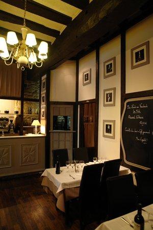 Restaurant Mere Pourcel Dinan