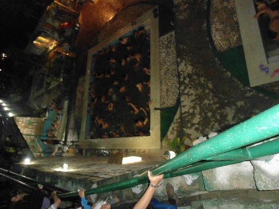 Hot Springs (Aguas Calientes): Piscina de águas termais! :D