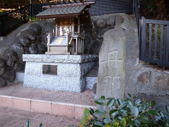 Tanna Shrine: 丹那神社