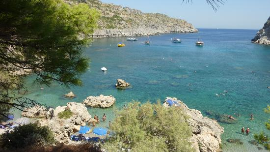 Olympic Palace Resort Hotel & Convention Center: Anthony Quinn Bay