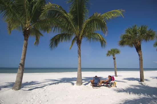 Secluded Beaches Near Naples Florida