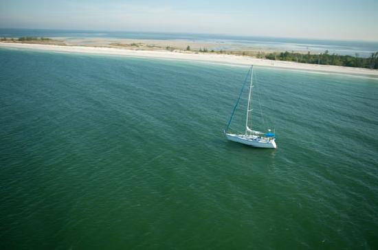 Pulau Captiva, FL: Boating