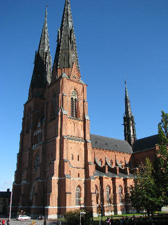 ‪أكاديميهوتليت: Uppsala Cathedral‬