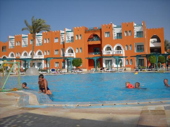 SUNRISE Garden Beach Resort -Select- : piscine