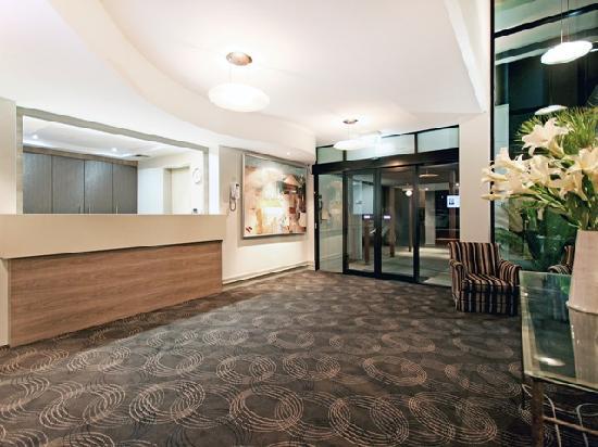 Airport International Motel Brisbane : Quality Inn Airport International