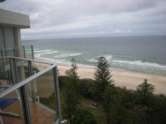 Burleigh Heads, Australia: Pacific Regis