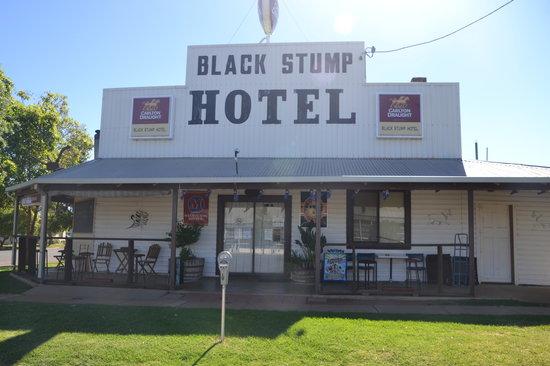Black Stump Hotel