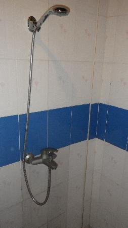 Riverside Guesthouse: large separate shower recess