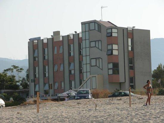 L'Hotel Daulia a Marina Di Davoli