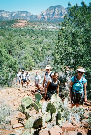 Sedona Spirit Yoga and Hiking Day Tours