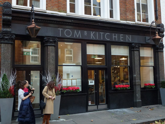 Tom S Kitchen Cale Street