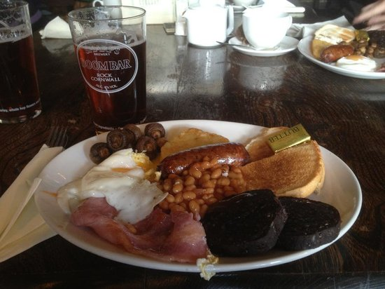 The Coach & Horses: Perfect! ...