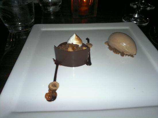 DB Bistro Moderne: Chocolate something special