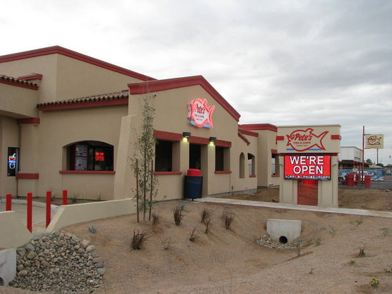 Pete's Fish & Chips: New Petes Fish in Tolleson!