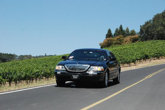 Preferred Limousines Napa Valley Wine Tours