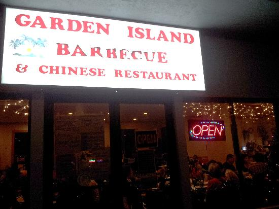 Garden Island BBQ & Chinese Restaurant: Really liked the food here!