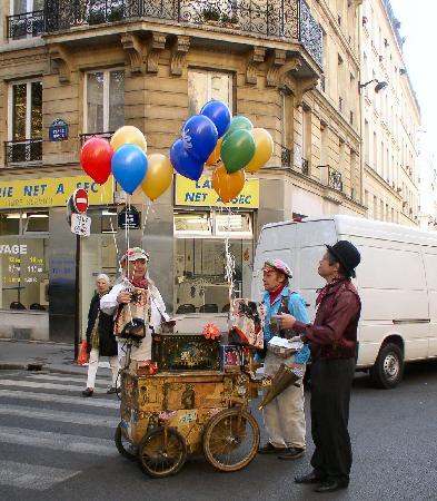 The Place Monge market  Picture of Rue Mouffetard Market Paris