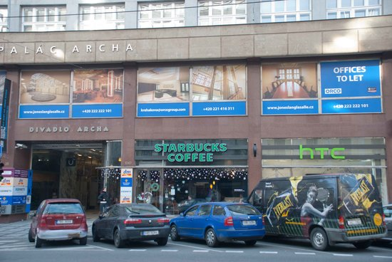 Starbucks Palác Archa