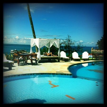Villa Laurinda: piscine