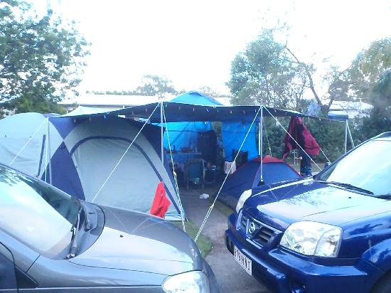 NRMA Treasure Island Holiday Park: Plenty of room for everyone :)