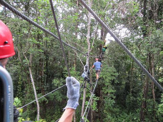 Villas de Trancoso Hotel: Eco Adventure - great fun.