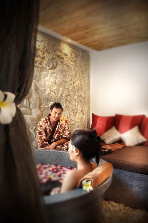 Rama Spa at Ramayana Hotel: Honeymoon Package