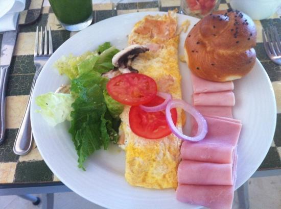 Mayan Palace Nuevo Vallarta: excelente desayuno