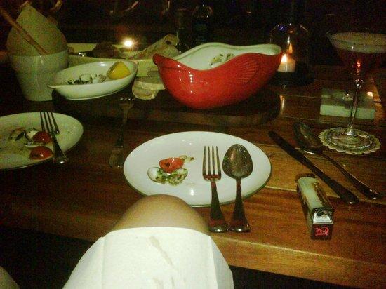 Food of Ocha & Bella