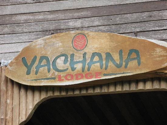 Welcome to Yachana Lodge
