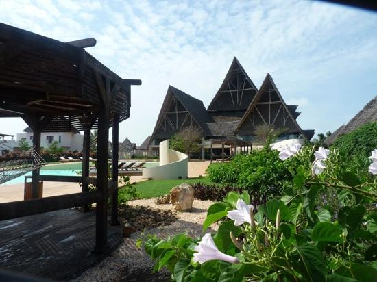 Essque Zalu Zanzibar: Vue de l'hotel dans son ensemble