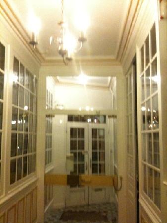 Hotel Nice Flore: Entrée