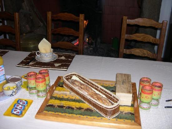 Manoir de la Foulerie: Breakfast