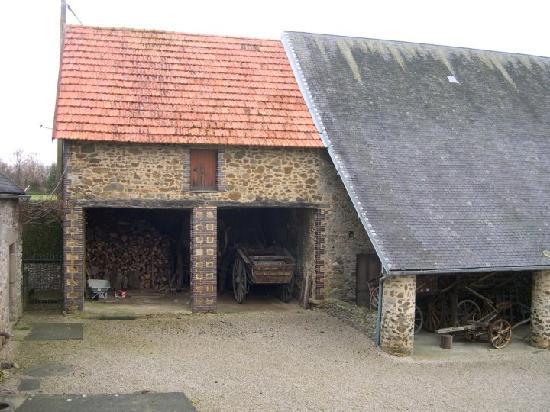 Manoir de la Foulerie: Stables