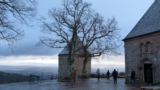 Hostellerie Du Mont Sainte-Odile : Kapelle des Anges