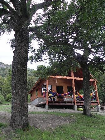 Rio Arrayanes Campamento Agreste: Bar & Food