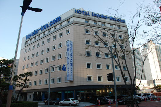 Toyoko Inn Busan Haeundae: Toyoko Inn Haeundae