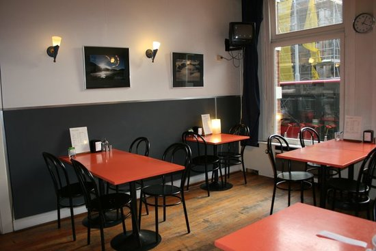 Hotel La Boheme: Reception