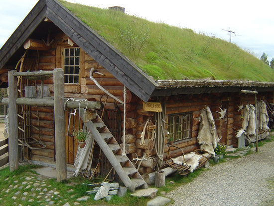Engholm Husky Design Lodge Karasjok