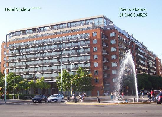 Foto De Hotel Madero Buenos Aires Hotel Madero